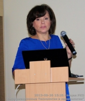 Голухова Елена Зеликовна